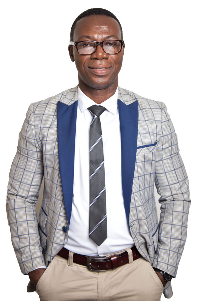 Dr Emmanuel Amankwaa-Frempong